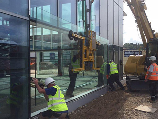 Commercial Glazing Operations & Installations