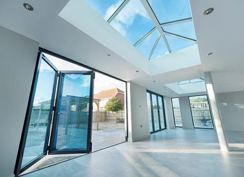 Commercial Bi Fold Doors