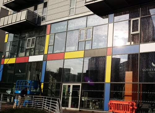 Commercial Curtain Walling