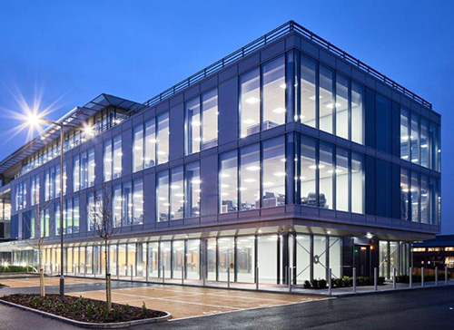 Tower Wharf Glazing Curtain Walling
