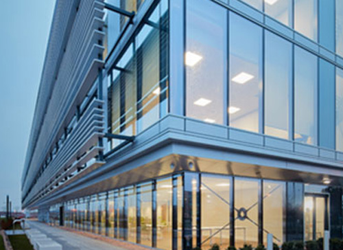 Curtain Walling | Commercial Glazing | LDG Contracts