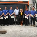 Skills Boost to Lancashire Double Glazing Group