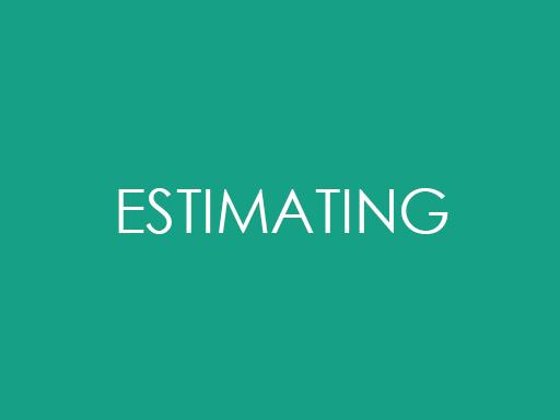 Estimating Glazing Design