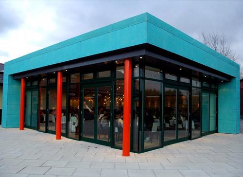 Bar Restaurant Glazing Project
