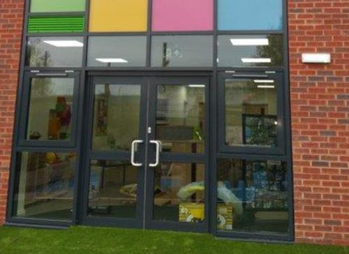 Commercial Doors Lancashire
