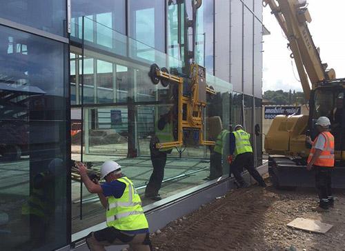 Lancashire commercial glazing