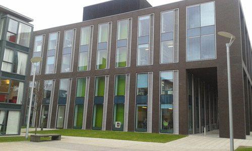 Lancaster University Glazing