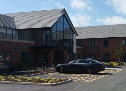Lytham Care Home Glazing