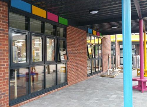 Nursery Glazing Lancashire