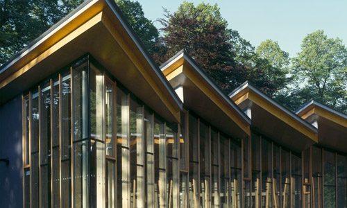 Park Pavillion Lancashire Glazing