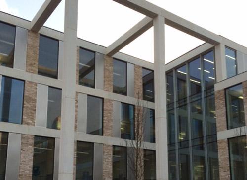 University Building Lancashire