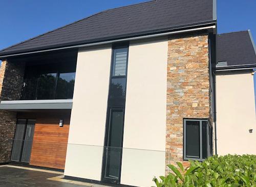 homes of distinction glazing
