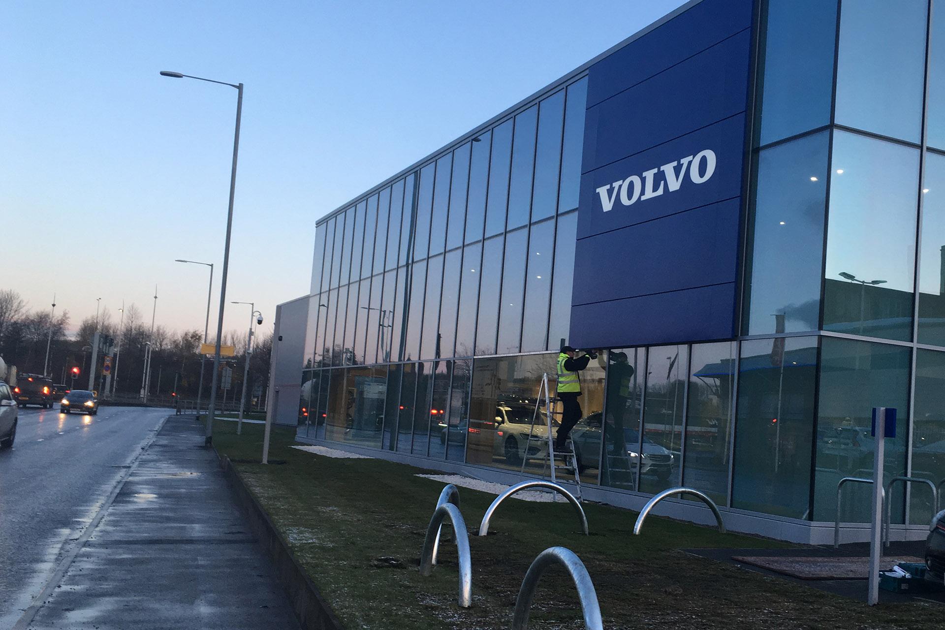 Commercial Glazing UK